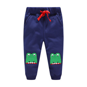 Штаны для мальчика Крокодил (код товара: 46091): купить в Berni
