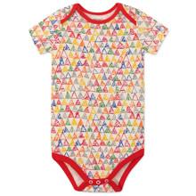 Боді для дівчинки Трикутники оптом (код товара: 46109)