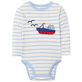 Боди для мальчика Корабль (код товара: 46111): купить в Berni