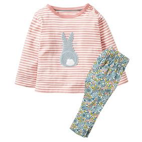 Костюм 2 в 1 для девочки Кролик (код товара: 46196): купить в Berni