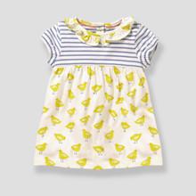 Платье для девочки Цыплята (код товара: 46194)