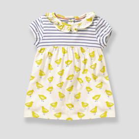Платье для девочки Цыплята (код товара: 46194): купить в Berni
