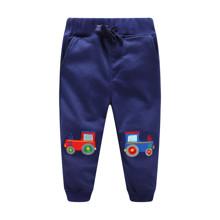 Штани для хлопчика Трактор оптом (код товара: 46170)