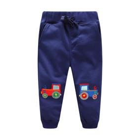 Штаны для мальчика Трактор (код товара: 46170): купить в Berni
