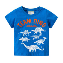 Футболка для хлопчика Динозаври оптом (код товара: 46214)