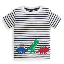 Футболка для хлопчика Динозаври оптом (код товара: 46265)