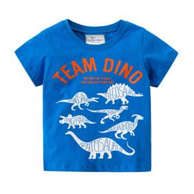 Футболка для мальчика Динозавры (код товара: 46214): купить в Berni