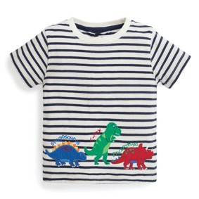 Футболка для мальчика Динозавры (код товара: 46265): купить в Berni