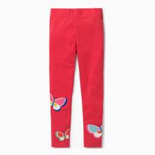 Леггинсы для девочки Бабочки оптом (код товара: 46225)