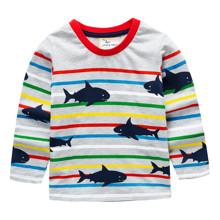 Лонгслив для мальчика Акулы (код товара: 46298)