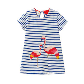Платье для девочки Фламинго (код товара: 46210): купить в Berni
