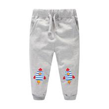 Штани для хлопчика Ракета оптом (код товара: 46215)