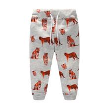 Штани для хлопчика Тигри оптом (код товара: 46219)