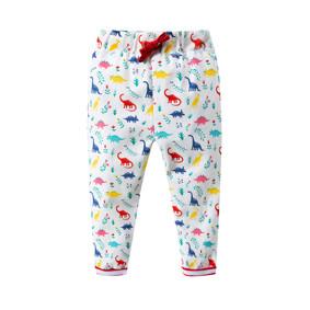 Штаны для девочки Динозавры (код товара: 46268): купить в Berni