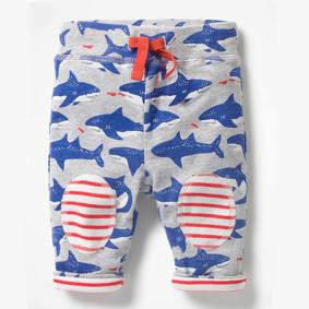 Штаны для мальчика Акулы (код товара: 46289): купить в Berni