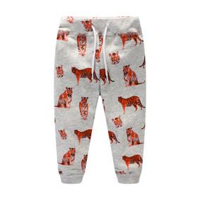 Штаны для мальчика Тигры (код товара: 46219): купить в Berni