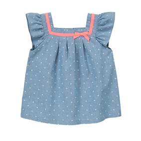 Туника для девочки Бантик (код товара: 46203): купить в Berni