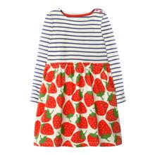 Плаття для дівчинки Полуниця (код товара: 46311)