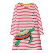 Платье для девочки Черепашка (код товара: 46300)