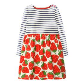 Платье для девочки Клубника (код товара: 46311): купить в Berni