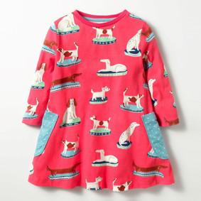 Платье для девочки Конкурс (код товара: 46302): купить в Berni