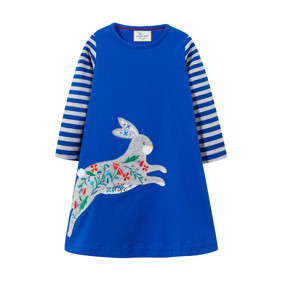 Платье для девочки Кролик (код товара: 46306): купить в Berni