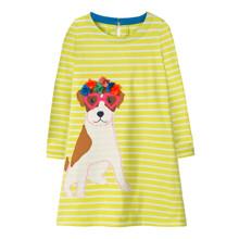 Платье для девочки Милый пес (код товара: 46308)