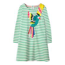 Платье для девочки Попугай (код товара: 46309)