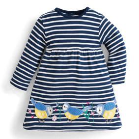 Платье для девочки Синичка (код товара: 46301): купить в Berni
