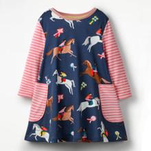 Платье для девочки Скачки (код товара: 46310)