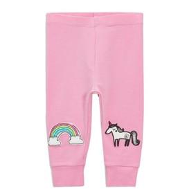 Штаны для девочки Единорог и радуга (код товара: 46322): купить в Berni