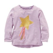 Лонгслив для девочки Золотая звезда оптом (код товара: 46474)