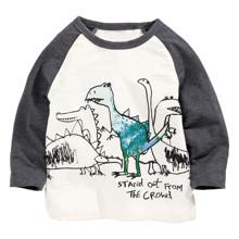 Лонгслів для хлопчика Динозаври оптом (код товара: 46456)