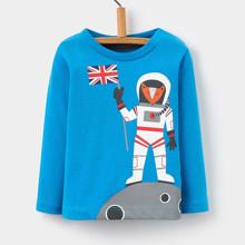 Лонгслив для мальчика Космонавт (код товара: 46468)