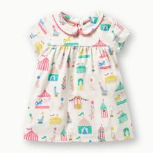 Платье для девочки Парк развлечений (код товара: 46460)