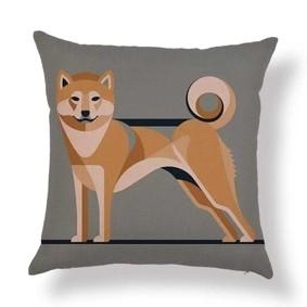 Подушка декоративная Лайка 45 х 45 см (код товара: 46405): купить в Berni