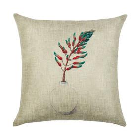Подушка декоративная Ветвь в вазе 45 х 45 см (код товара: 46410): купить в Berni