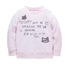 Світшот для дівчинки Кішки оптом (код товара: 46453)
