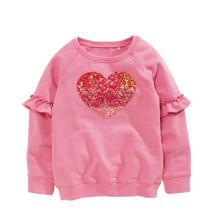 Світшот для дівчинки Коштовне серце оптом (код товара: 46445)