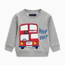 Свитшот для мальчика Автобус (код товара: 46490)