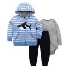 Комплект для мальчика 3 в 1 Акула (код товара: 46577)