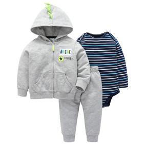 Комплект для мальчика 3 в 1 Маленький модник (код товара: 46578): купить в Berni