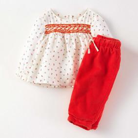 Костюм 2 в 1 для девочки Тюльпаны (код товара: 46506): купить в Berni