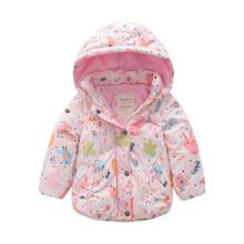 Куртка для девочки демисезонная Птички (код товара: 46567)