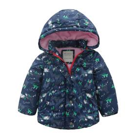 Куртка для девочки Лес (код товара: 46568): купить в Berni