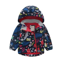 Куртка для девочки Море (код товара: 46564)