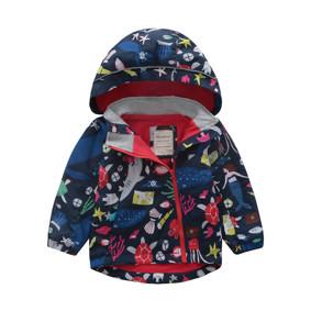 Куртка для девочки Море (код товара: 46564): купить в Berni