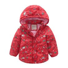 Куртка для дівчинки Будинок (код товара: 46566)