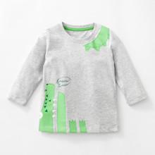 Лонгслів для дівчинки Крокодил (код товара: 46518)