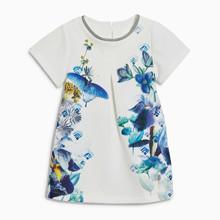 Платье для девочки Бабочка (код товара: 46512)